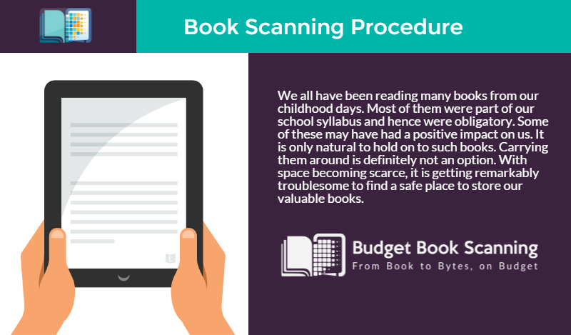 Book Scanning Procedure